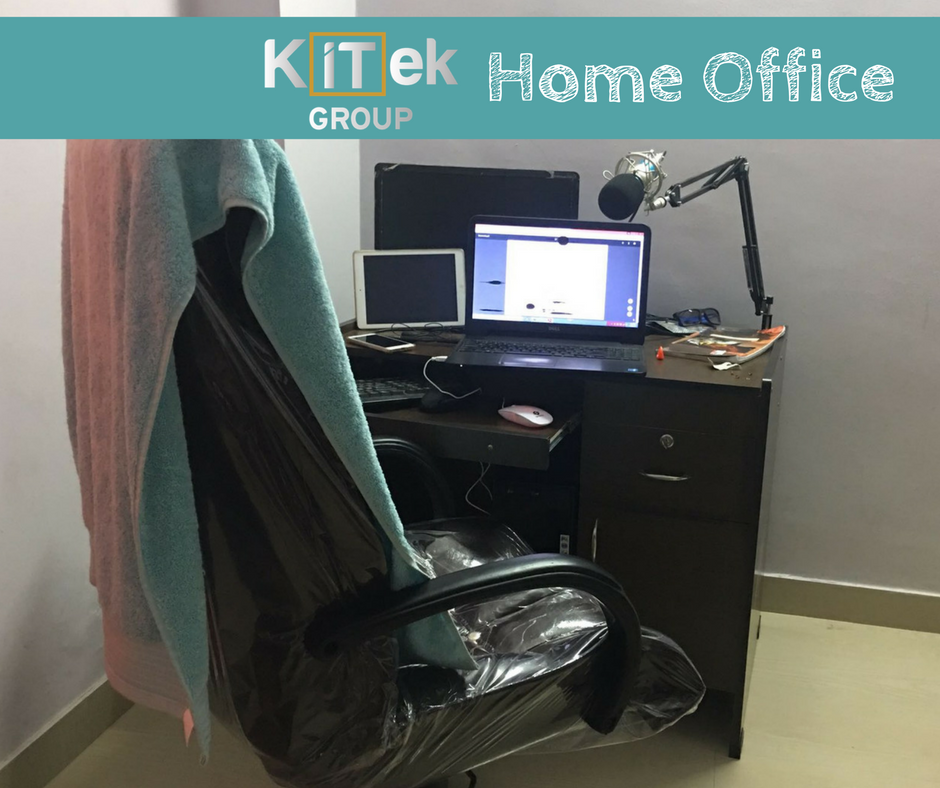 KiTek Group home Office