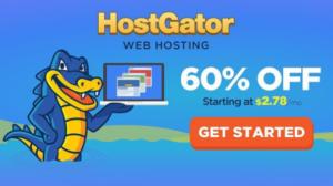 hostgator 60% discount Code