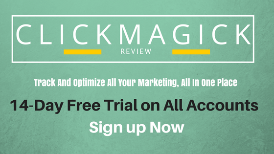 ClickMagick Review | Free Click Tracking Software