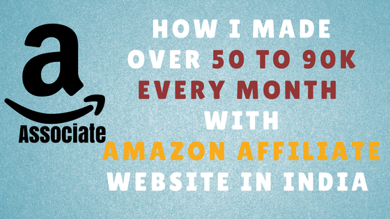 How to Make Money Online with Amazon Affiliate India