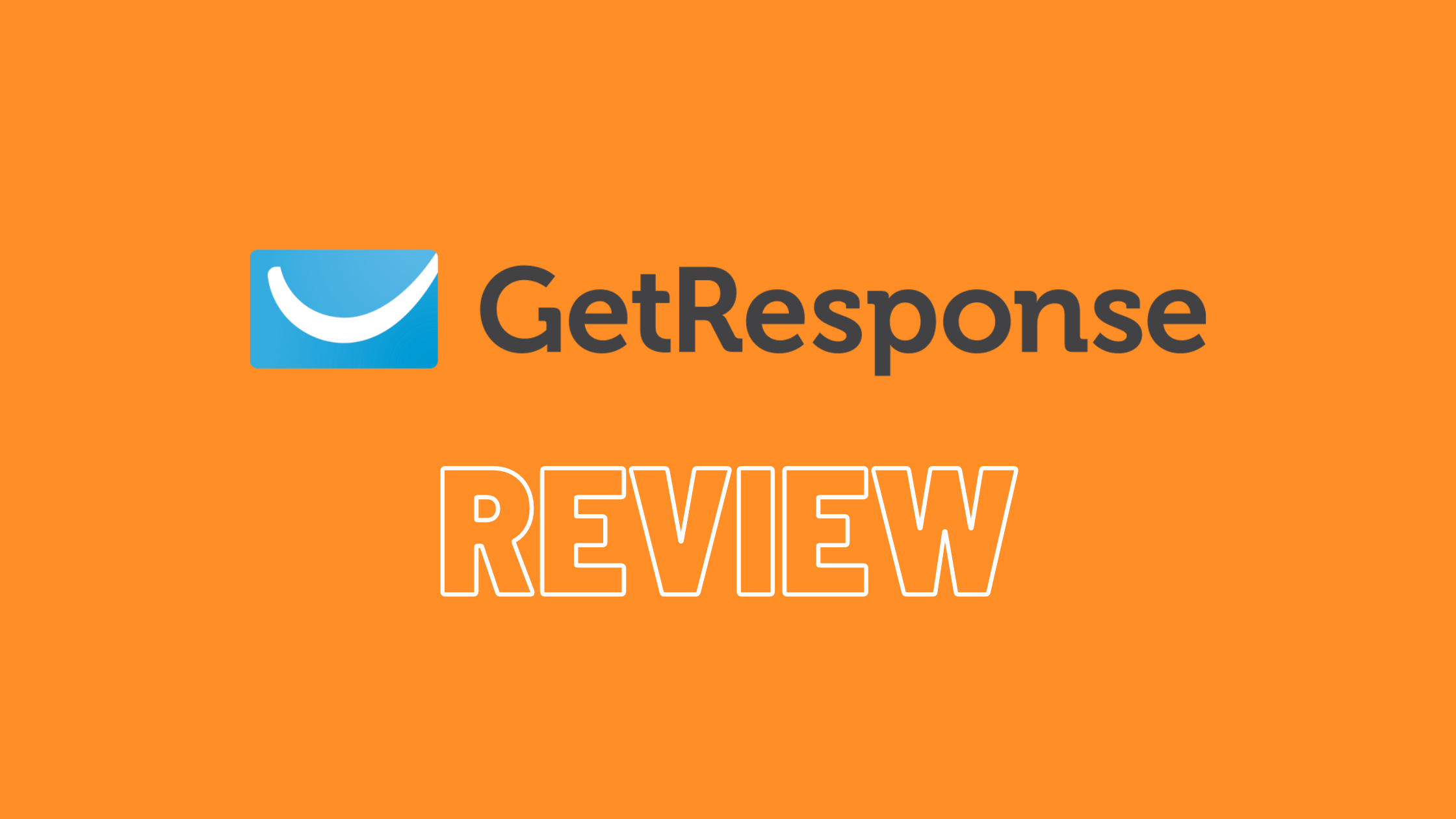 GetResponse review 2021