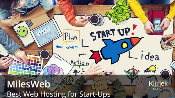 MilesWeb - Best Web Hosting for Start-ups