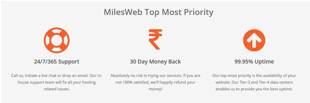 Miles WebPriority