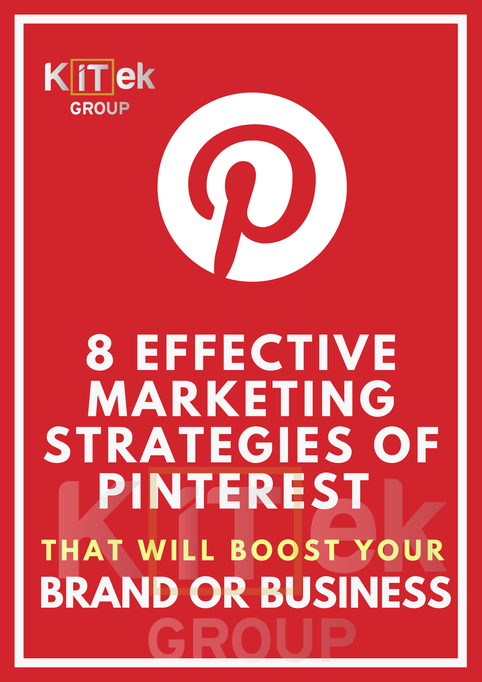 Marketing Strategies of Pinterest